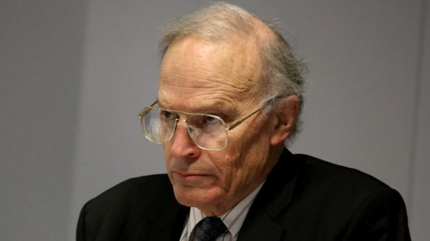 Union corruption royal commissioner Dyson Heydon billed as star of Liberal Party fundraiser 1541