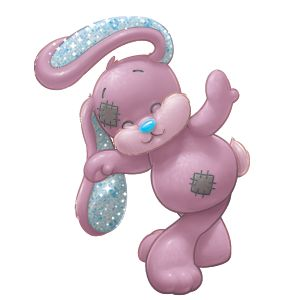 Special edition Twinkletoes the Floppy Eared Rabbit loves to dance.  Put on your dancing shoes and she'll have you in a twirl !
