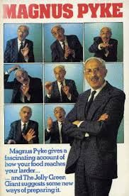 Magnus Alfred Pyke (Paddington, London, 29th December 1908 — 19th October 1992) was a British scientist and media figure, who, although apparently quite eccentric and playing up to the mad scientist stereotype, succeeded in explaining science to a lay audience. He was known for his enthusiastic way of waving his arms around as he spoke.