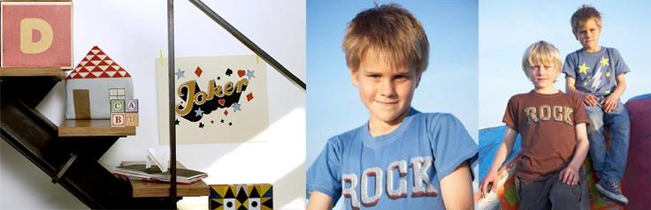 Little Fashion Gallery loves Dandy Star!: Kids Designers