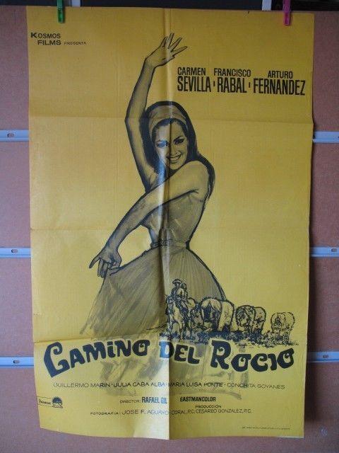 822     CAMINO DEL ROCIO CARMEN SEVILLA RAFAEL GIL