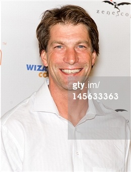 Charlie O'Connell arrives at the GeekNation Launch Party At Wizard World Comic Con