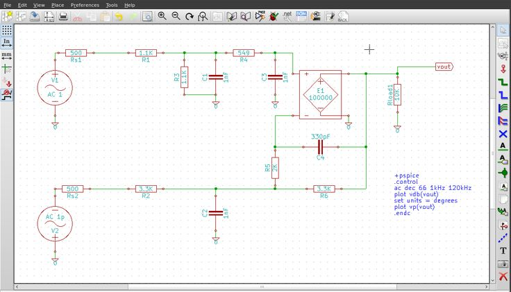 Quick Guide to Using KiCad for SPICE Simulation [Mithat Konar (the wiki)]