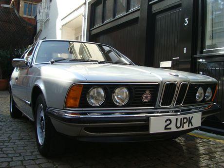 1979 BMW 633 CSi Auto - Silverstone Auctions