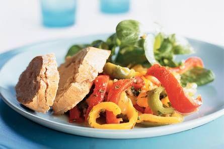 Vegetarische voorgerechten: salades - Allerhande - Albert Heijn