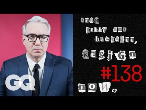 (150) John Kelly and Sarah Huckabee Sanders Must Resign | The Resistance with Keith Olbermann | GQ - YouTube