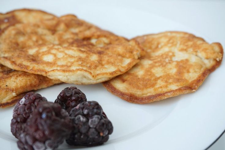 Gezonde en makkelijke pannenkoeken koolhydraatarm
