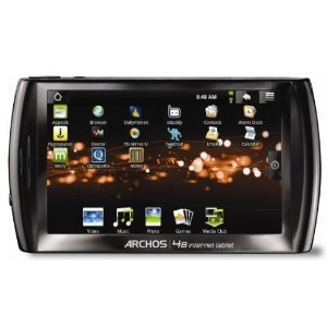 """Review Archos 48 Internet Tablet - Tablet - Android 1.6 - 500 GB - 4.8"""" colour TFT ( 800 x 480 ) - Bluetooth, Wi-Fi - ARCHOS BEST REVIEW"""