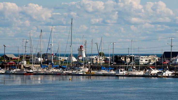 La Baie-des-Chaleurs. Photo : Marc Loiselle
