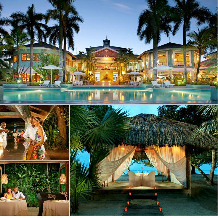 Das Hotel Couples Negril auf Jamaika ☼☼☼☼☼ Für romantische Stunden zu zweit! Flitterwochen gefälligst? ;-)
