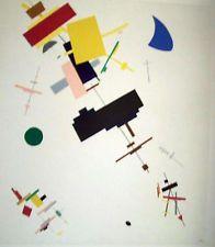 kasimir malevitch lithographie suprématisme abstraction mourlot imprimeur