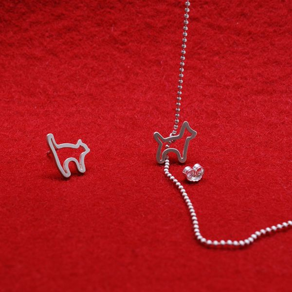 Terra Jewellery exclusive sterling silver collection for design4paws http://www.design4paws.com/?product_categories=your-jewellery