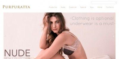 Página Web Purpuratta