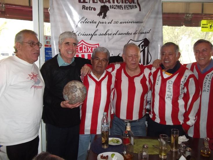 "Nacho Cervantes, Jorge Morelos, Tomas ""Fu"" Reynoso, ""Yuca"" Peniche y ""Loquito"" Martinez"