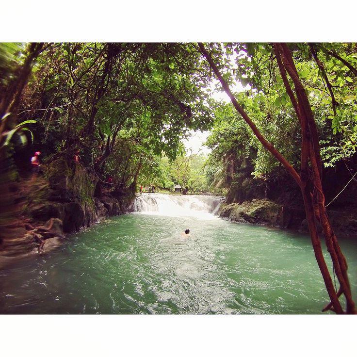 Green Valley, Pangandaran, Java, Indonésie.