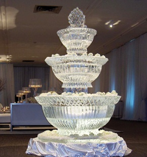Iceculture Inc.        Mississauga, (888) 251-9967        Iceculture produces ice sculptures for the hospitality industry, corporate functions and special events. We create unique, eye-catching ice sculptures such as ice bars, vodka luges, decorated ice punch bowls, buffet pieces, centrepieces and more!        http://iceculture.com/