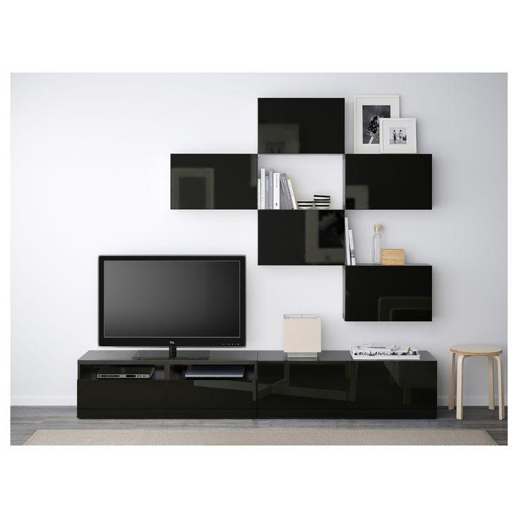 die besten 25 tv wand ikea ideen auf pinterest tv wand besta tv wand pinterest und ikea tv. Black Bedroom Furniture Sets. Home Design Ideas