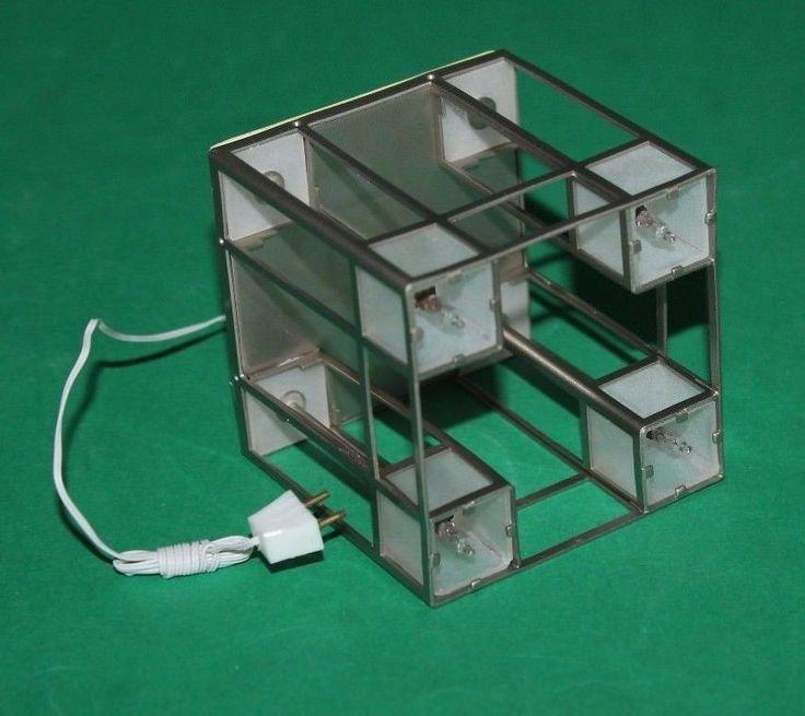 Dolls House Emporium Charles Rennie Mackintosh Cube Light