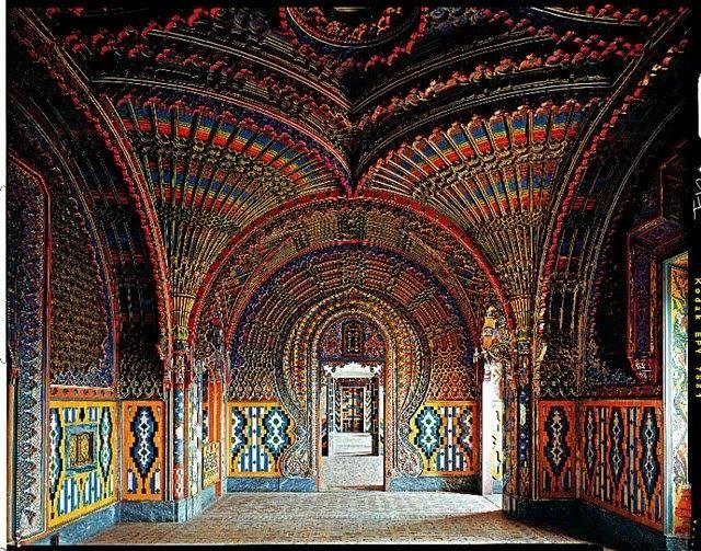 Castello di Sammezzano, Florence Italy