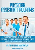 The Physician Assistant School and Program Directory is a FREE, comprehensive and interactive guide for prospective PA school applicants, used to find information about every available PA program all in one place. This directory uses location specific, categorical search and is updated for accuracy every 6 months. You can search by program length, tuition, degree type, GRE requirements, perquisite healthcare experience, GPA, CASPA participation, class size and much much more.