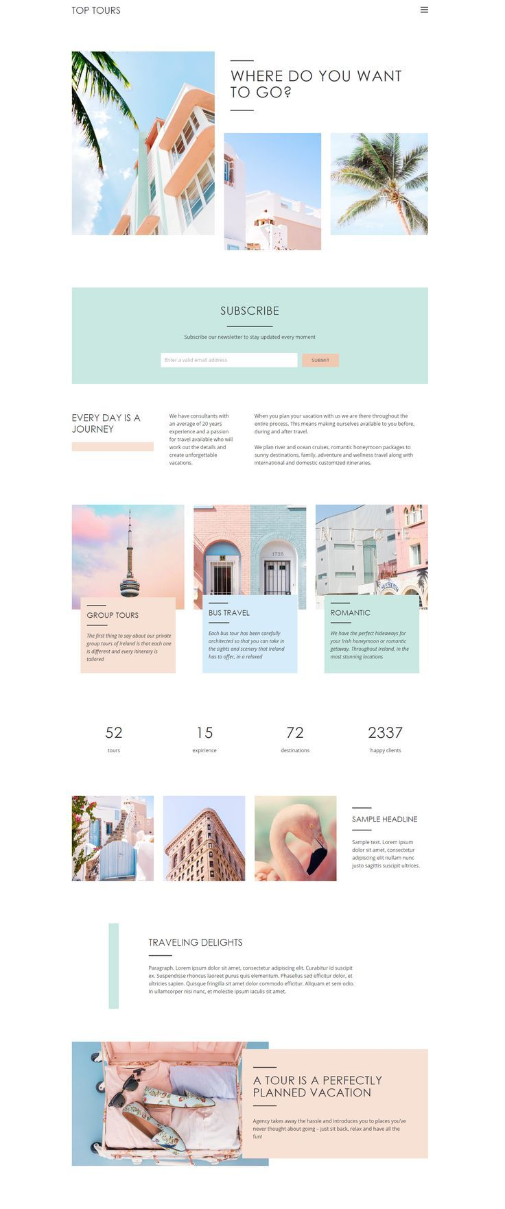 Nicepage is a new powerful Web Design tool and an easyto