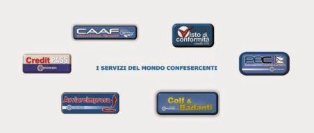 CONFESERCENTI SERVIZI:   Confesercenti, attraverso i suoi servizi, gara...