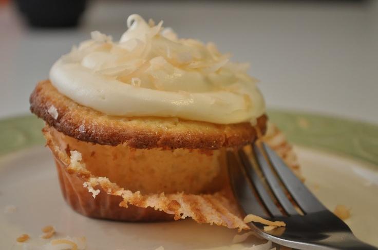 ... To Eat | Pinterest | Coconut Cream Cupcakes, Coconut Cream and Coconut