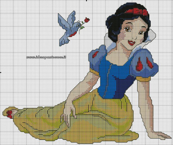 Snow White 1 of 2
