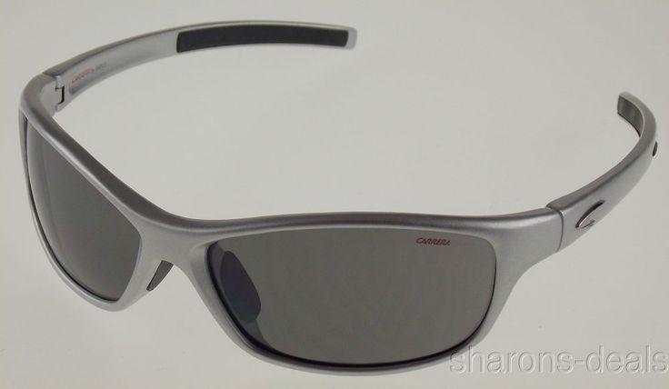 Carrera Ocean Wave Silver Sunglasses Safilo Group Eyewear 61-15-125 100% UVA UVB #Carrera #Sport