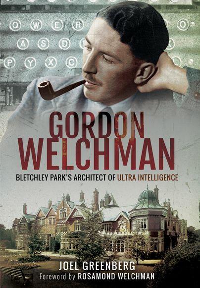Gordon Welchman - http://www.pen-and-sword.co.uk/Gordon-Welchman-Paperback/p/12851