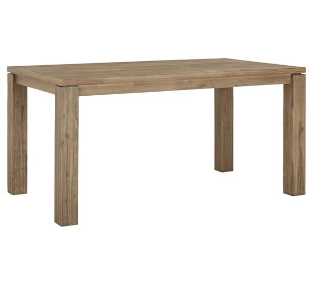 Havana 6 seater dining table dining room living for Best value furniture
