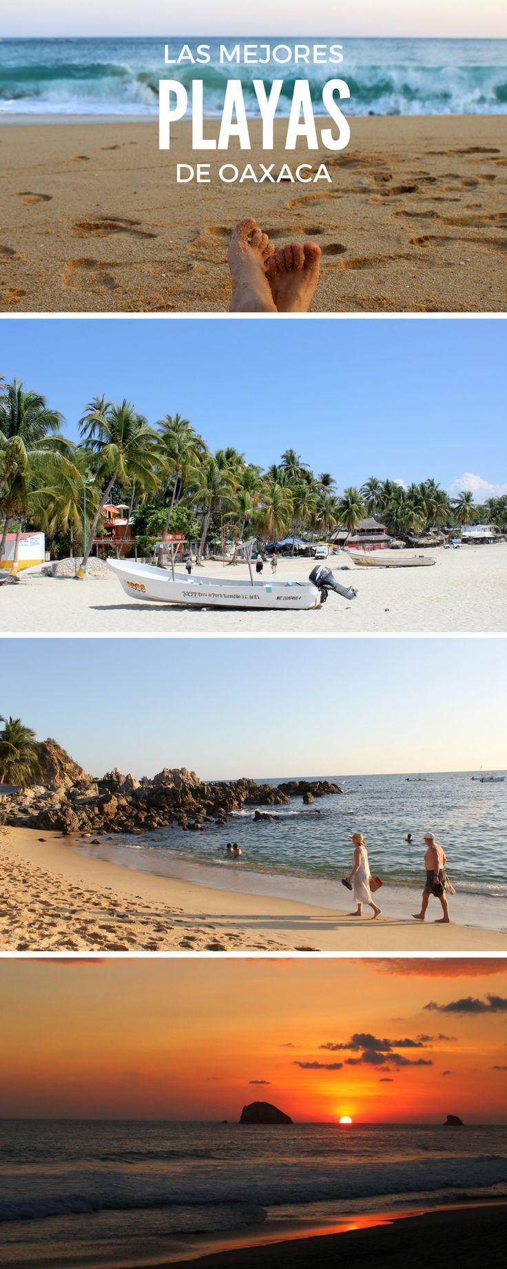 Las mejores playas de Oaxaca!   Fotos por Plan B Viajero   #Mexico #Oaxaca #Playas #Mazunte #Huatulco #Zipolite #Manzanillo