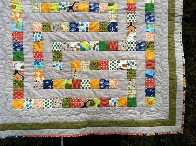 17 Best Images About Maze Quilts On Pinterest Gardens
