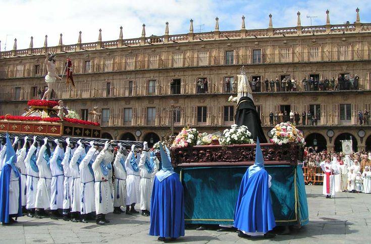 Pasión en Salamanca