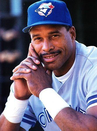 Dave Winfield - 1992 Toronto Blue Jay DH (World Series Champion with Toronto)