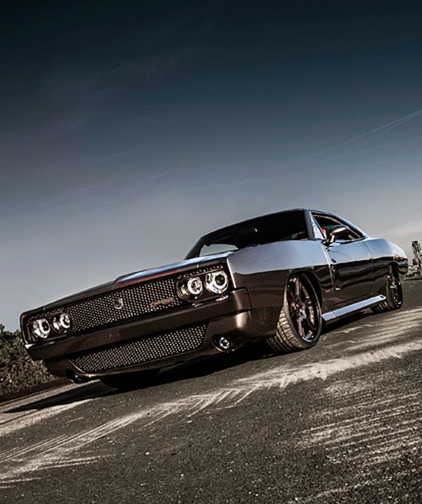 68 Charger GTS-R II