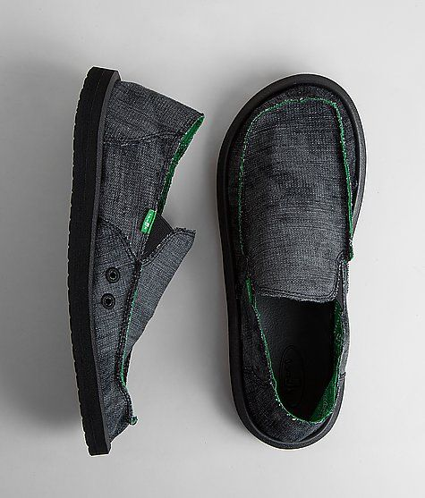 Sanuk Donny Acid Surfer - Men's Shoes | Buckle