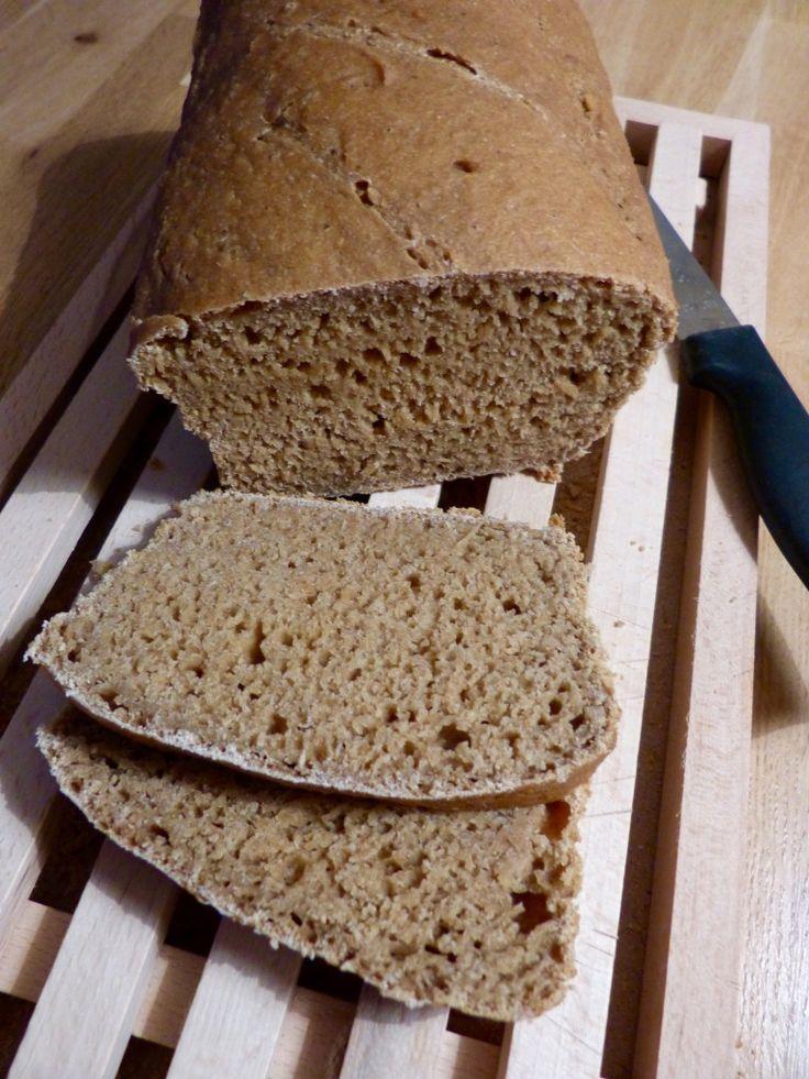 Pain de petit épeautre (Gluten Free) :http://www.unpetitoiseaudanslacuisine.com/pain-de-petit-epeautre-gluten-free/