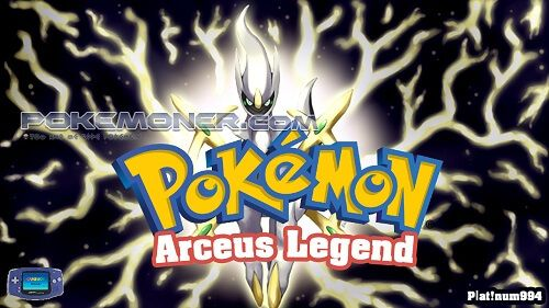 http://www.pokemoner.com/2017/02/pokemon-arceus-legend.html Pokemon Arceus Legend  Name: Pokemon Arceus Legend Remake by: P|at!num994 Remake from: Pokemon Fire Red Description: Storyline: Everything was created by a very powerful Pokemon: Arceus the Pokemon Deo! Time Space Emotions; everything is in harmony only thanks to him. But something is about to change: the shady characters have in mind a dark plan ... It all begins with a really strange dream in which a giant Pokemon which seems to…