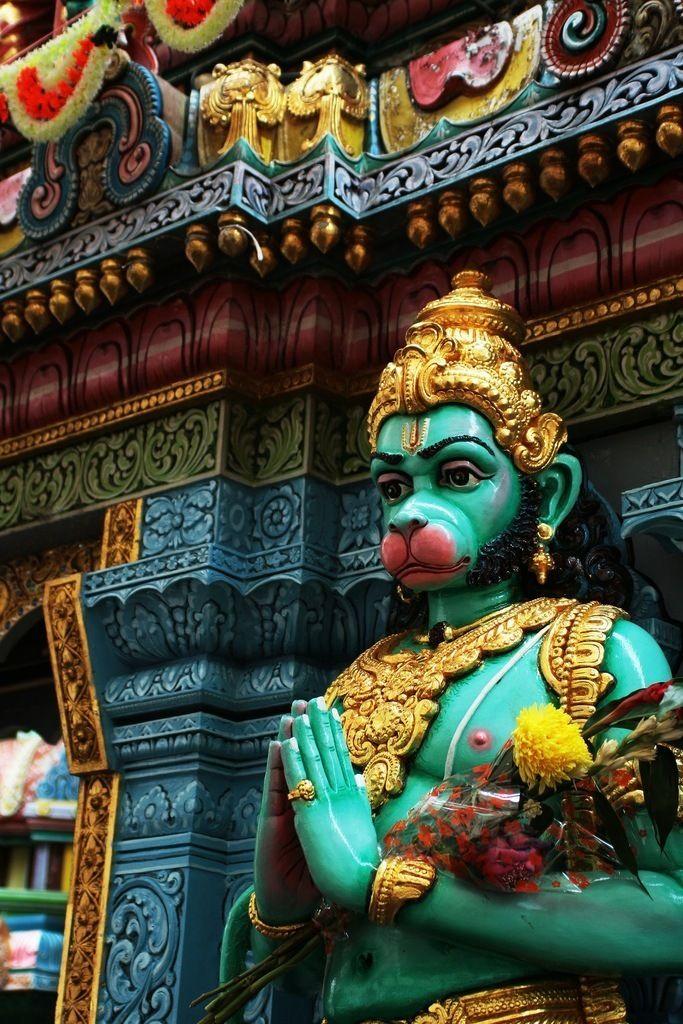 Hanuman, South India