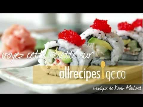 Maki California - YouTube