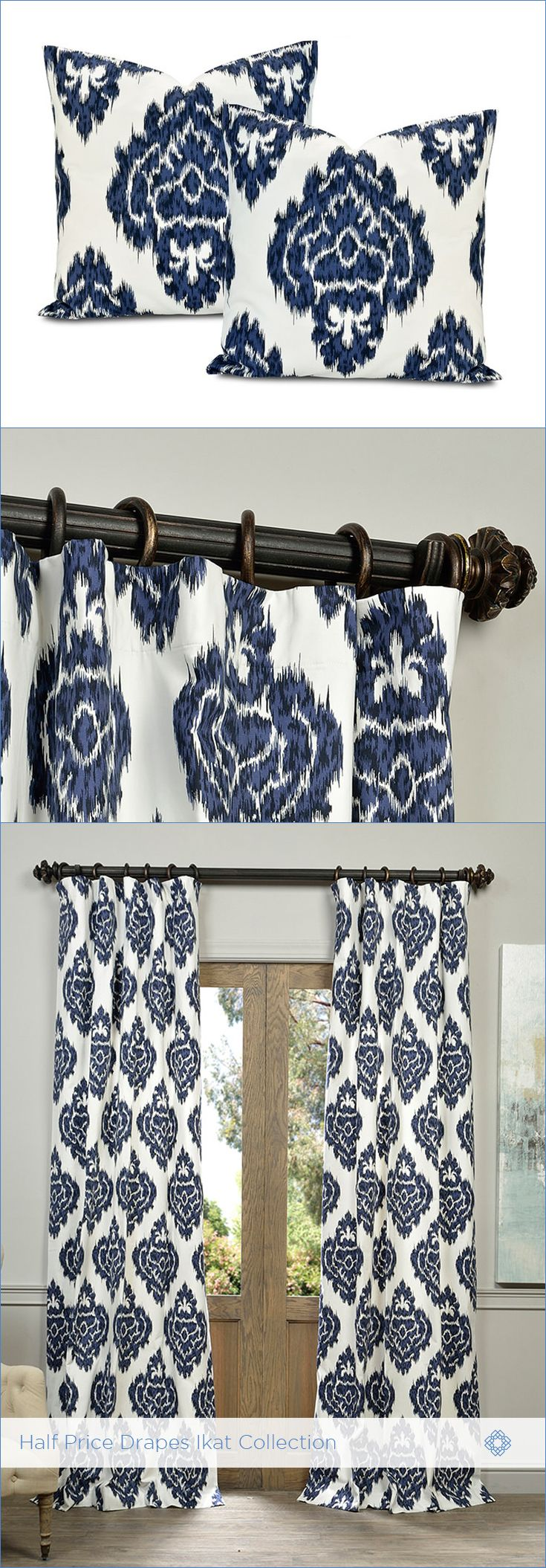 Exclusive fabrics painted chevron printed cotton curtain free - Select A Matching Pillow To Some Of Our Existing Printed Cotton Twill Curtains Or Choose A
