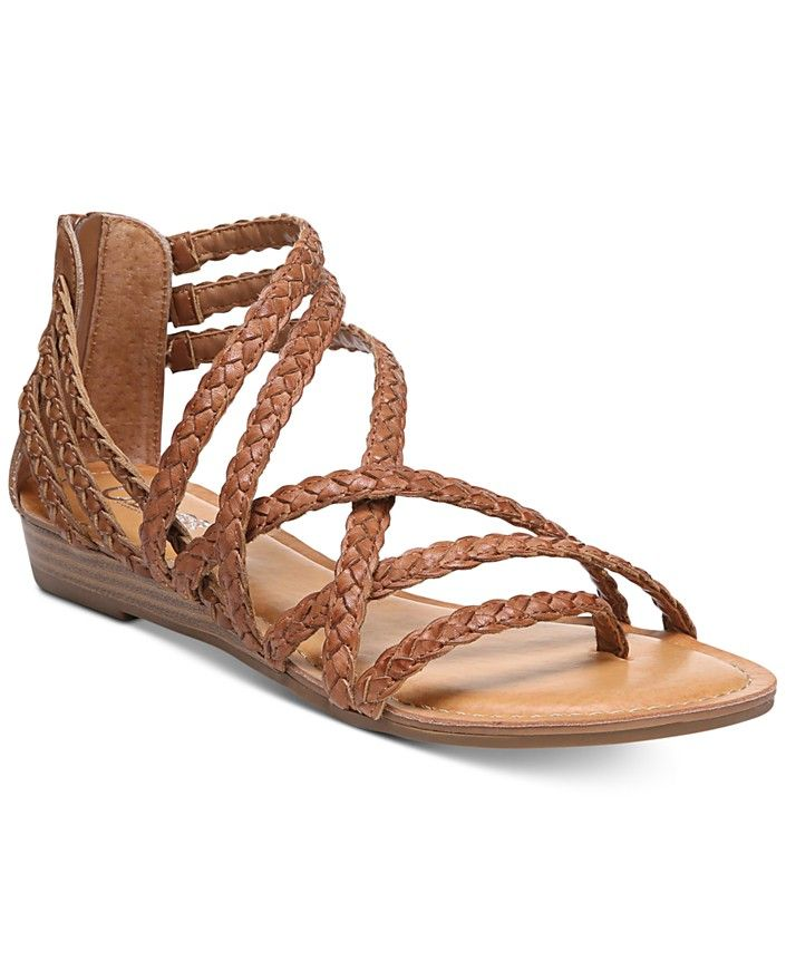 102eff247 Women's Sandals and Flip Flops - Macy's | Shoes | Strappy sandals ...