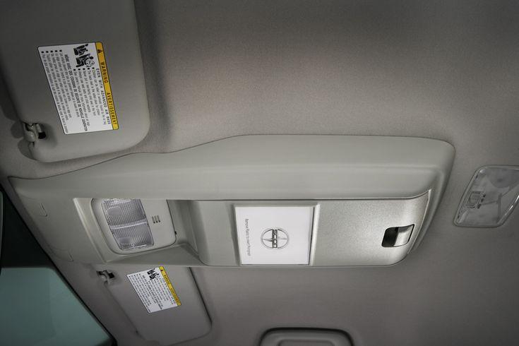 2009 Scion xB Overhead Console Box from AddOnAuto