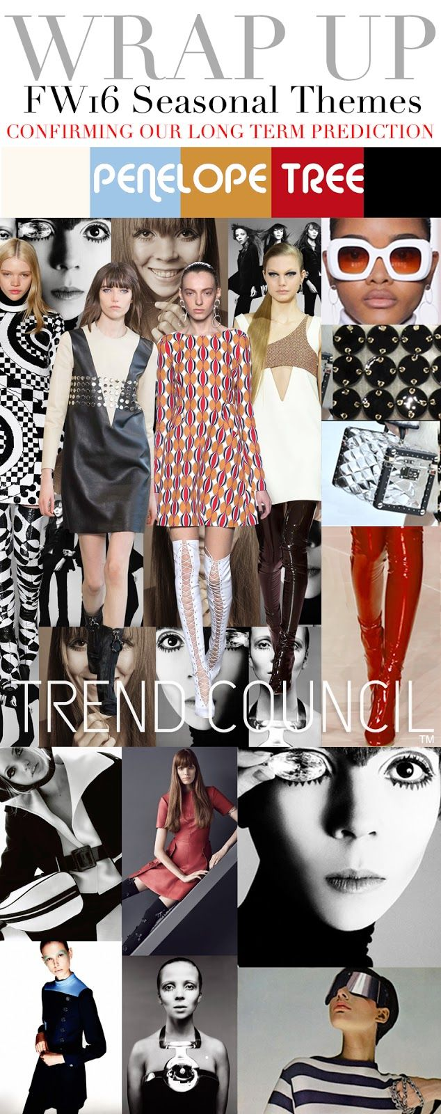FASHION VIGNETTE: TRENDS // TREND COUNCIL - WOMEN'S AND MEN'S . FALL 2016