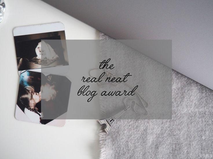 The Real Neat Blog Award.