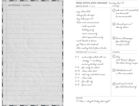7 best PLANNER images on Pinterest Best friend poems, Best - daily action plan template