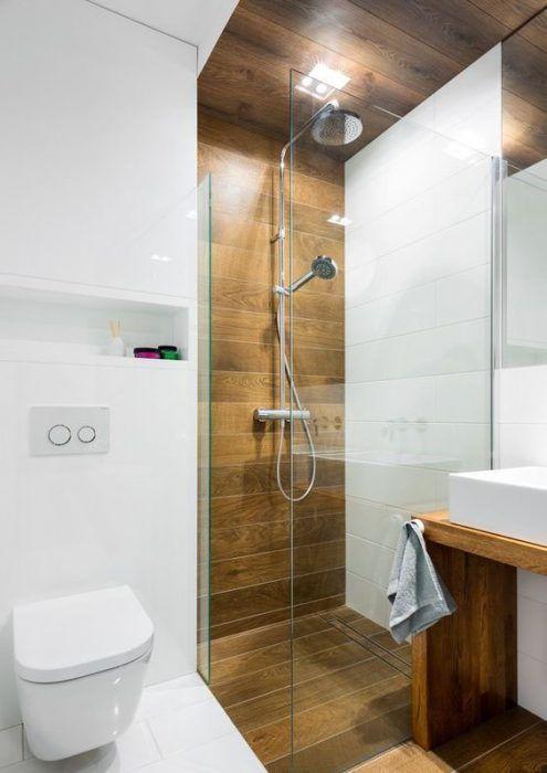 戰鬥澡預備,淋浴間風格介紹   Courcasa 小院