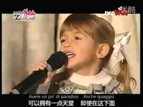 Deakids singing contest by Antoniano choir, Italy, Yr 2010