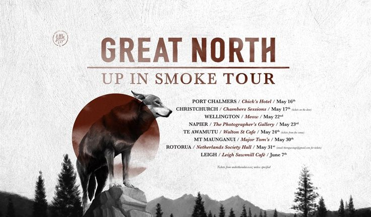 Little Lot | Up in Smoke Tour from Great North